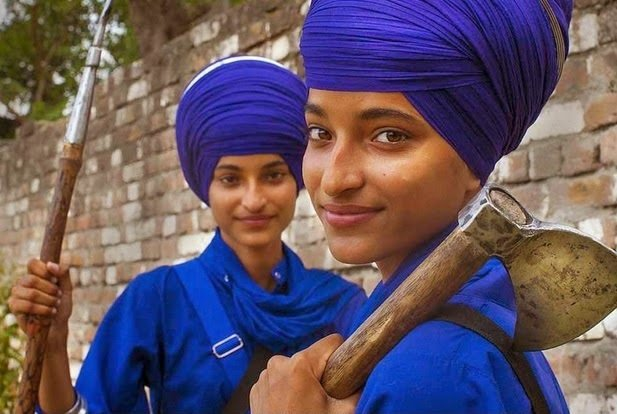 Daughters Of The Khalsa