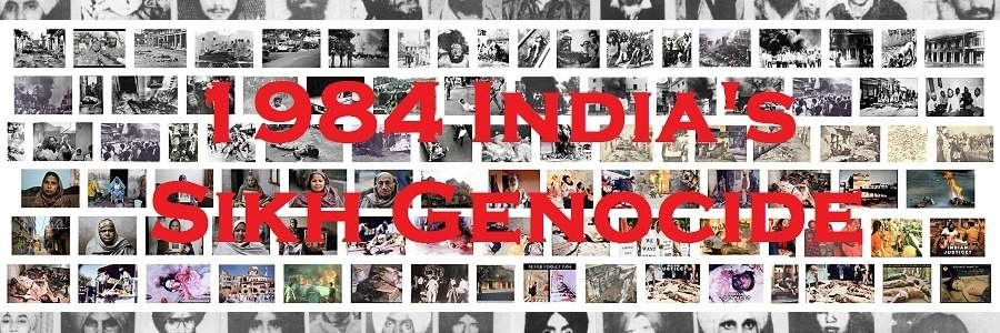 1984 India's Sikh Genocide