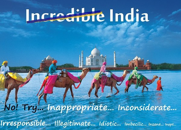 Inappropriate India