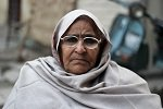 Rawel Kaur, 70 (in 2014), lost her husband and two sons in the violence. Her daughter suffered a fatal heart attack as hindu's went berserk.