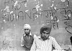 Survivors ask 'Are we not Indians?' No, we're Sikhs... and that carries a price in India called 'Genocide'...