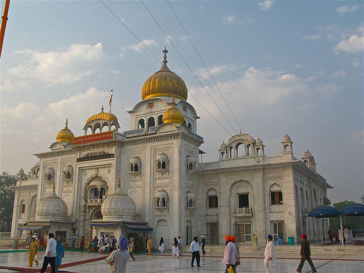 Gurdwara Sri Bangla Sahib   Discover Sikhism