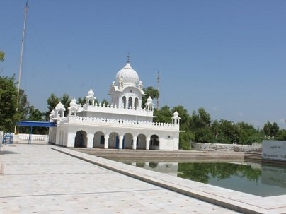 Gurdwara Sri Theri Sahib
