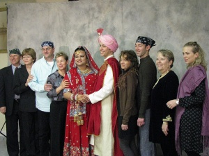 Sikh Inter-Faith Wedding