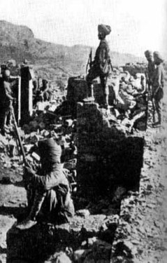 Sikh Battle of Saragarhi